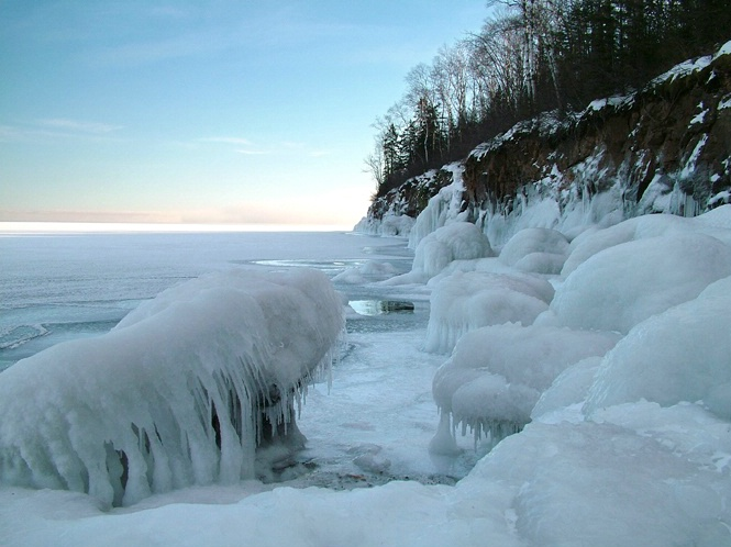 Lake Superior Ice 1