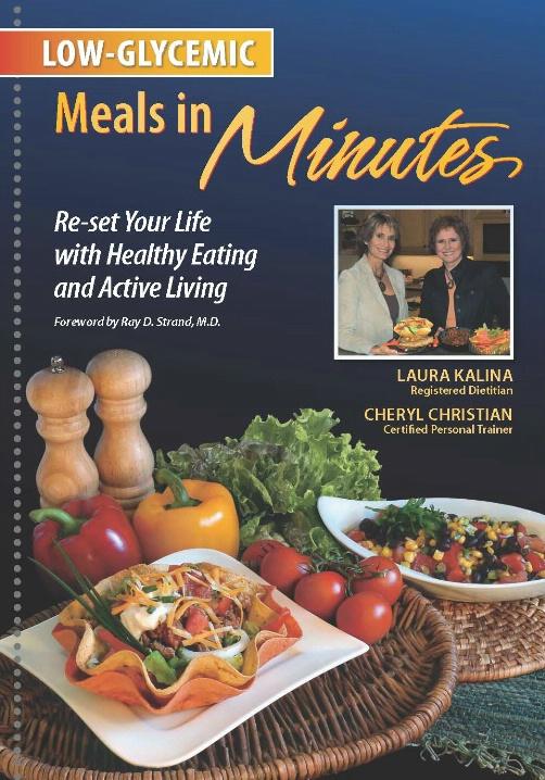 Meals in Minutes Cookbook 1