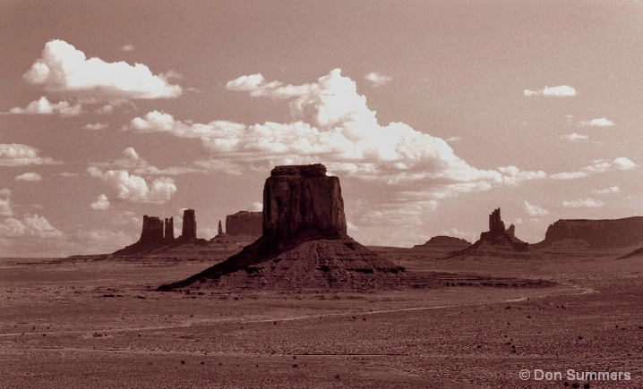 Monument Valley, UT 1983