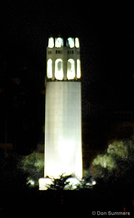 Coit Tower, San Francisco, CA 2008