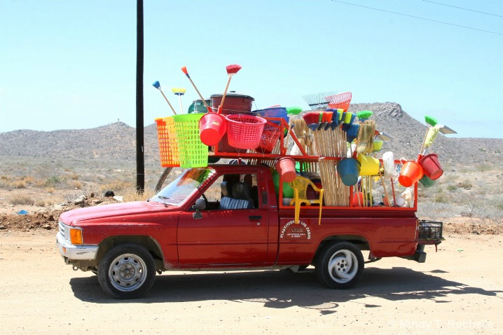 Plastic Fantastic in Baja