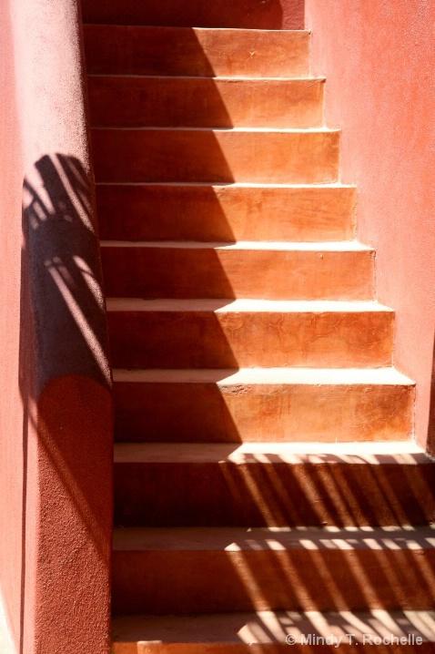 Stairway Shadows 1