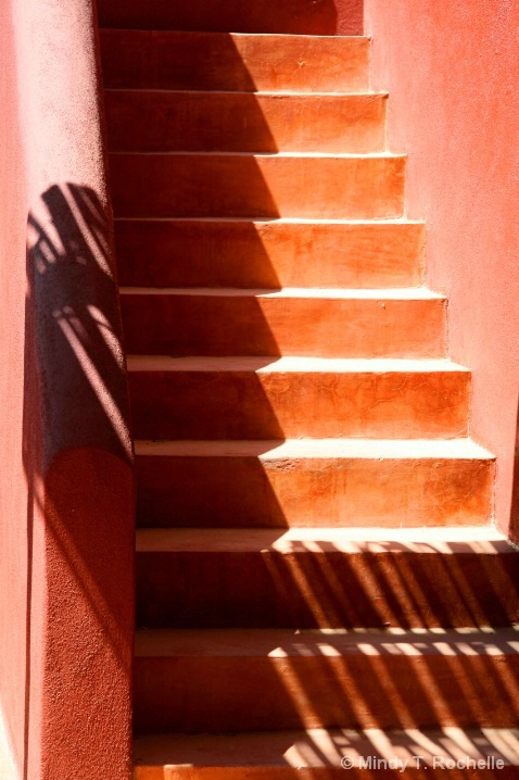 Stairway Shadows