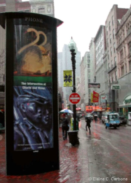 Soldiers Washington St., Boston