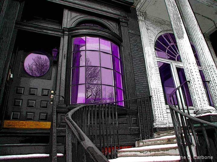 Window Reflections, Boston