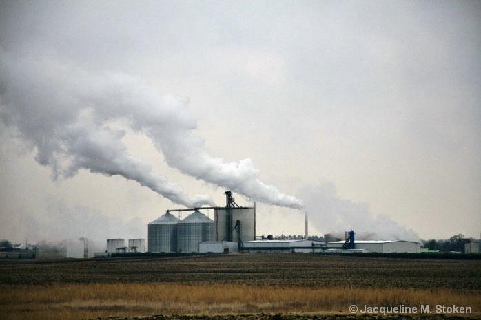 Ethanol plant - Iowa Falls