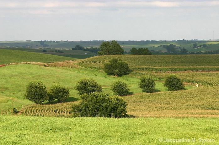 Farm contours
