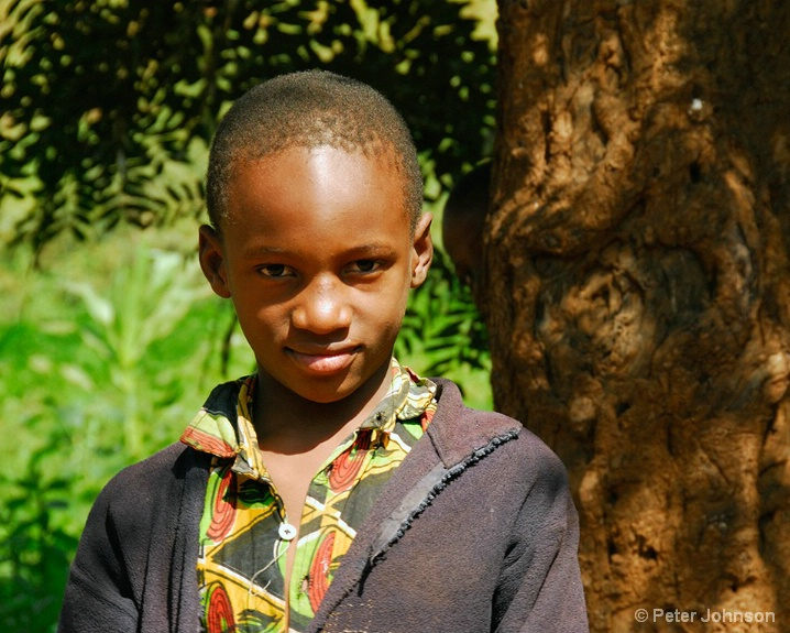 Handsome Youth - Tanzania