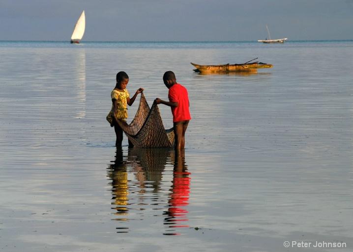 Fishing For Breakfast - Tanzania