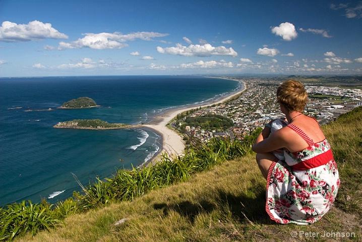 Un bel di - North Island, New Zealand