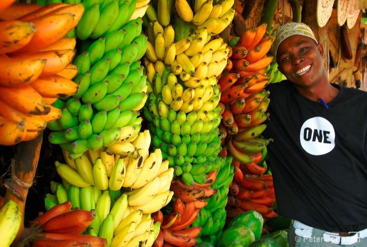 Want One Banana? - Tanzania