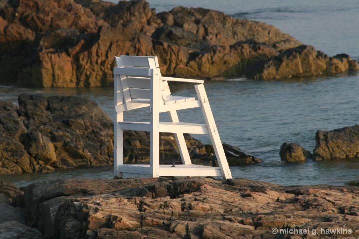 guard chair