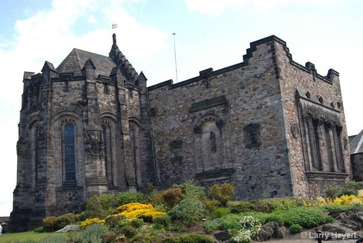 Scotland- Edinburgh Castle