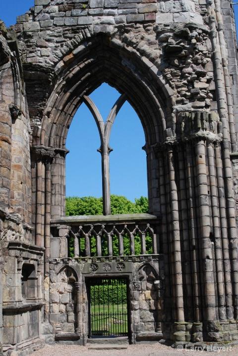 Edinburgh- Holyrood Castle