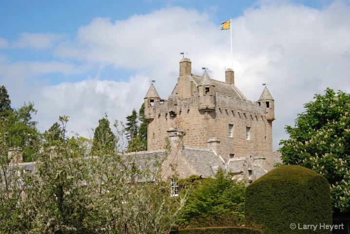 Scotland- Cawdor Castle (from Macbeth)
