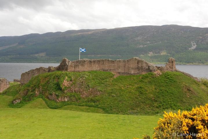 Scotland- Urquhart Castle on Loch Lamond