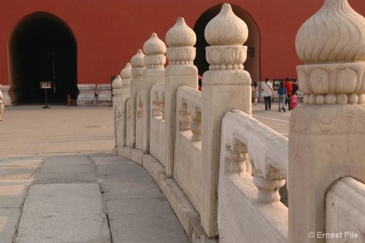 Bridge to Tiananmen Square