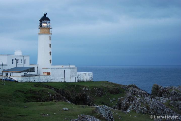 Scotland- Rubha Reich Lighthouse