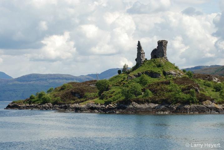 Scotland- Castle Stocker