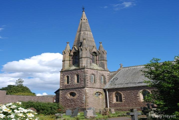Scotland- Inverlochy Castle