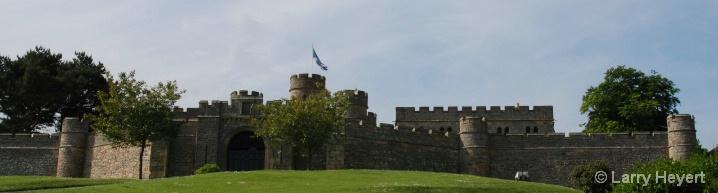 Scotland- Dryburgh Castle