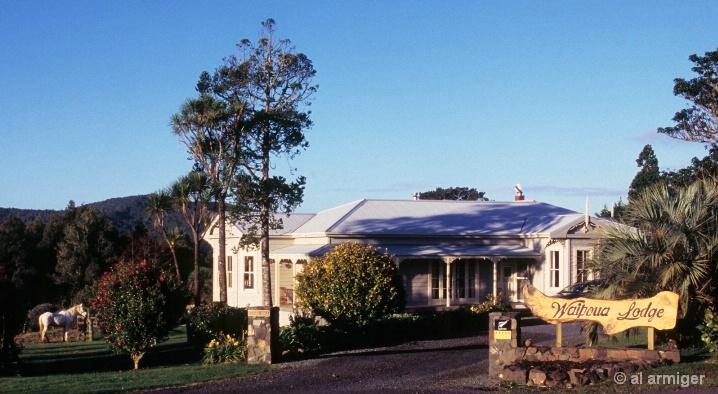 Waipoua Lodge Northland NZ