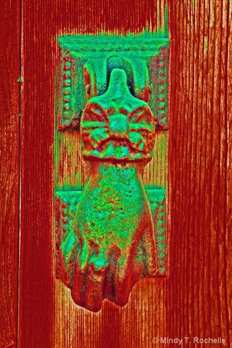 Mexican Door Knocker