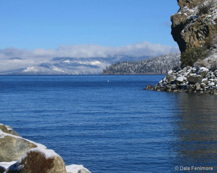Lake Tahoe Inlet