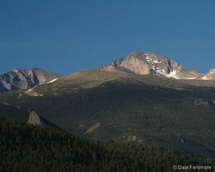Longs Peak Afar
