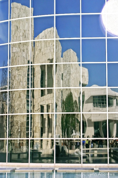 Reflections of the Getty II