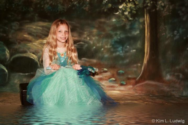 Flooded Princess