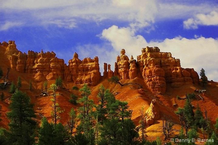 Red Rock Canyon, Utah
