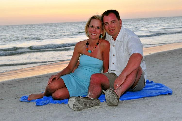 family portrait 15 st. pete beach