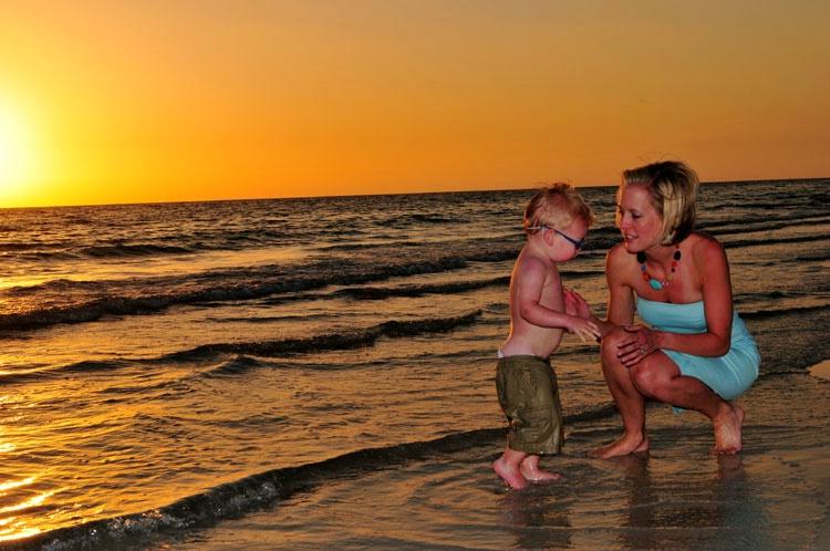 family portrait 13 st. pete beach