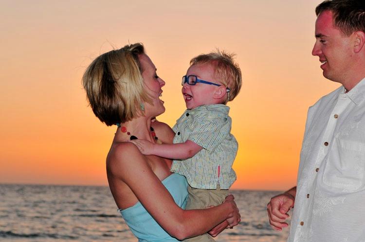 family portrait 12 st. pete beach