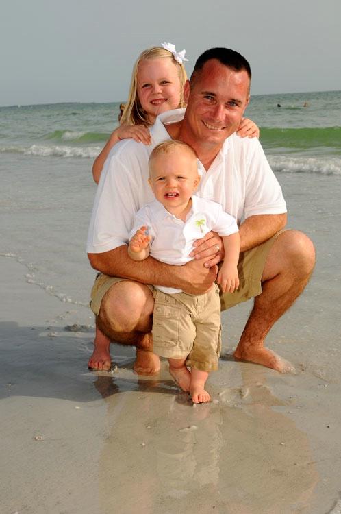 family portrait 8 st. pete beach