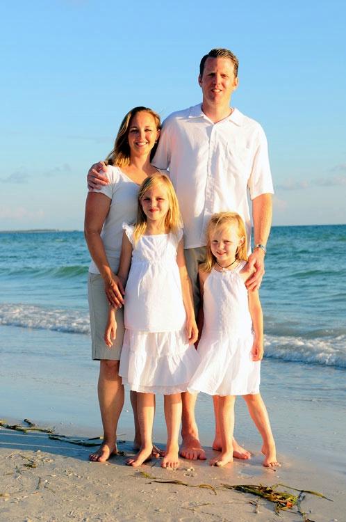 family portrait 2 st. pete beach