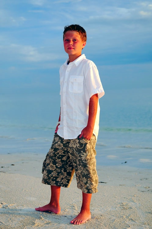 portrait st. pete beach