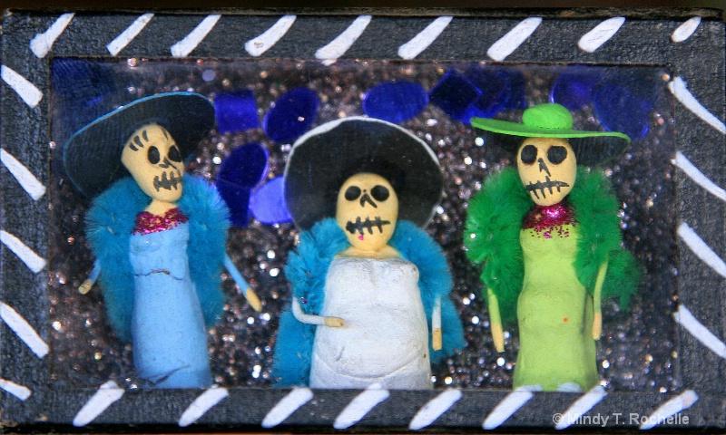 Skeleton Ladies