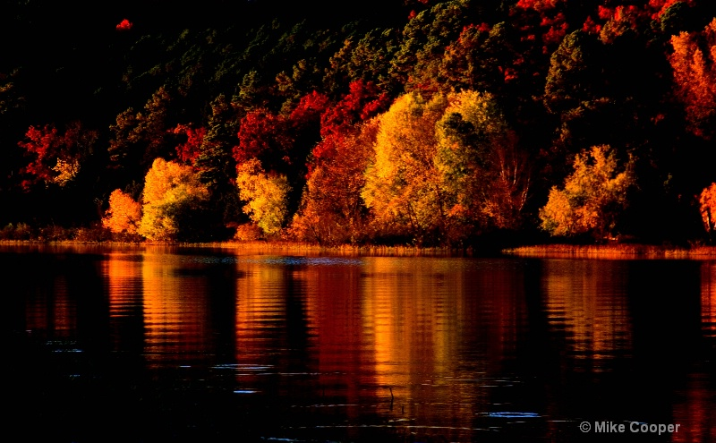 Lake Ludwig, Johnson County Arkansas