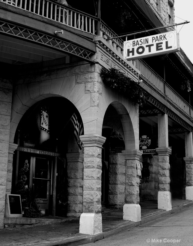 Basin Hotel Eureka Springs Arkansas