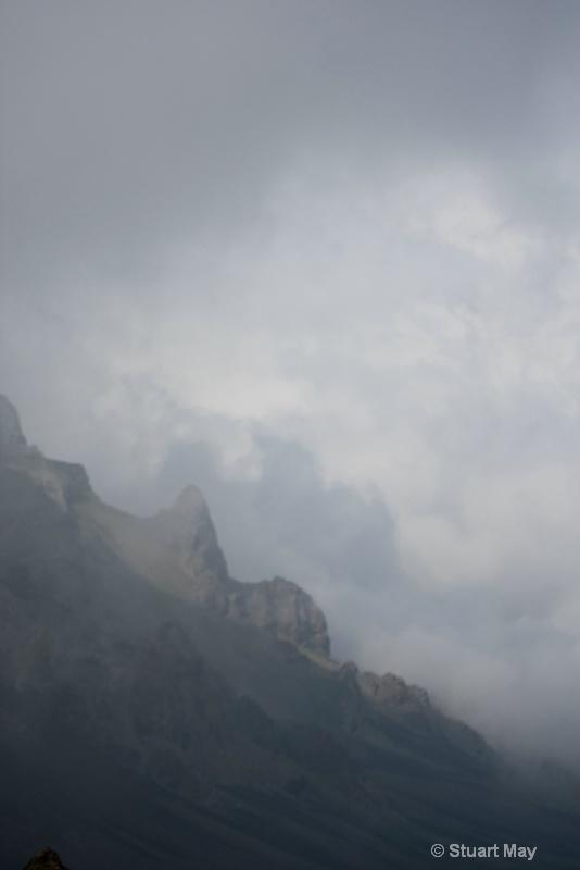 Maui fog 2