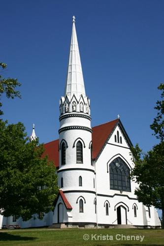 Church, Prince Edward Island