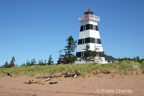 Cedar Dunes Provincial Park, Prince Edward Island