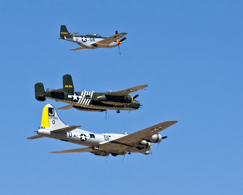 WW II Formation