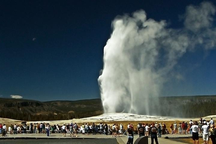 Old Faithful-Yellowstone