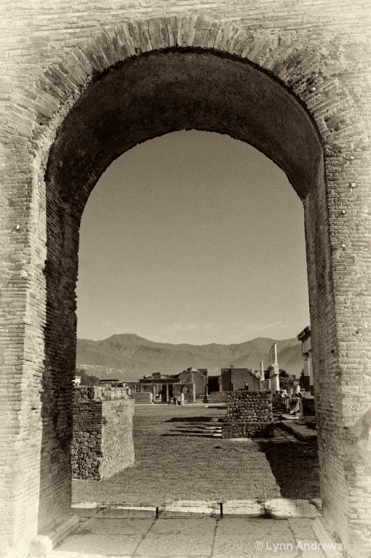 Looking Into Pompeii