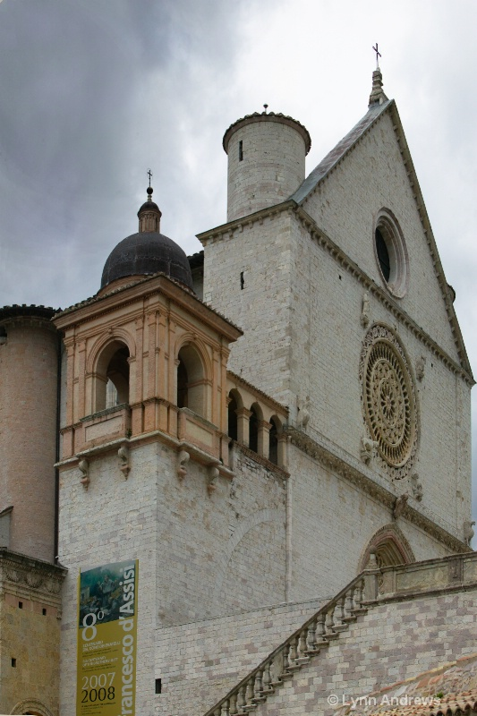 St. Francis' Basilica in Assisi