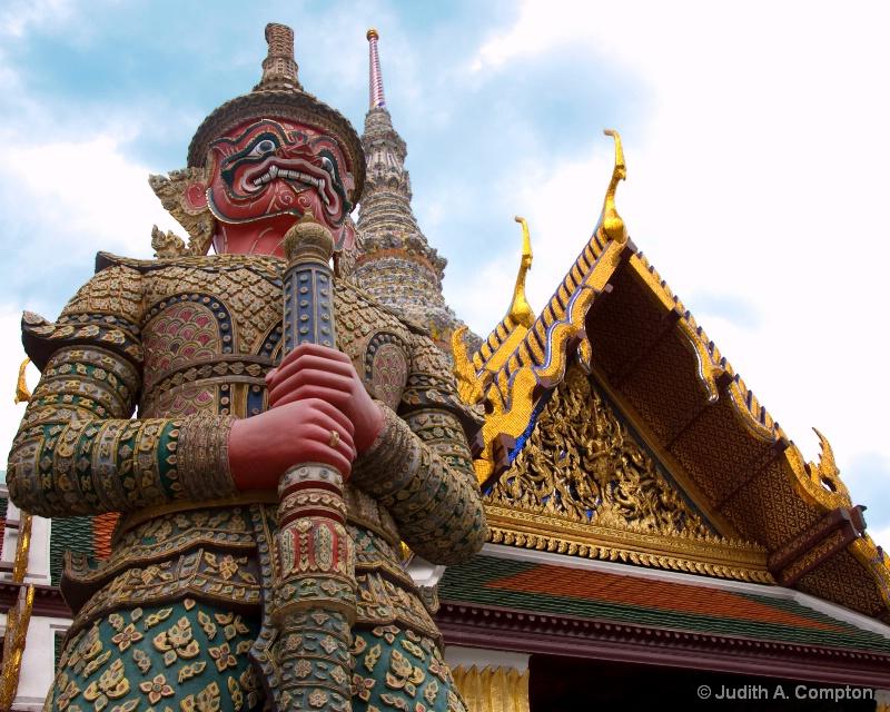 Wat Phra Keoh guard II