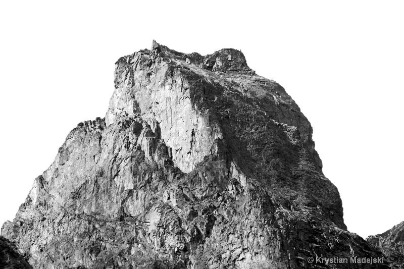 Mountain - mountains BWBF